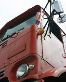 Old Red Cabover