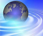 Earth ripple