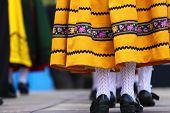 Dança tradicional espanhola