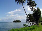 Beach Scene, Upolu Island, Samoa