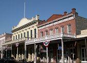 Old Town Sacramento 1