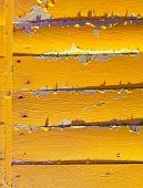 Yellow List Wooden Fence Background. Close-up Wall Or Floor Wooden Yellow Plank Panel Or Board As Ba poster