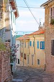 Small town Motovun