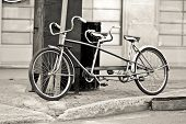 Two Seater Bike