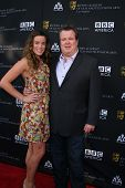 LOS ANGELES - SEP 17:  Eric Stonestreet arrives at the 9th Annual BAFTA Los Angeles TV Tea Party. at