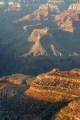 Grand Canyon Pools Of Shadow