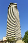 Columbus building in Barcelona