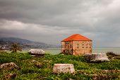 Ancient Ruins Byblos Lebanon