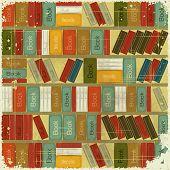 Vintage Book Background
