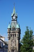Dunfermline Clock Tower