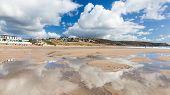 Praa Sands Cornwall England