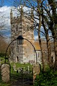 St. Wynwallow Church - Landewednack - Cornwall