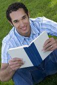 Lesen Mann
