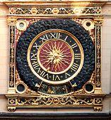 Frankreich Rouen: die große Uhr oder