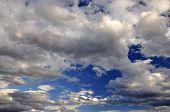 Dramatic Clouds - Cloudscape Shoot 1