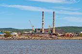 Ship plant in Nikolaevsk-na-Amure
