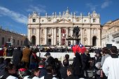 The Pope Francis Inauguration Mass