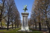 Lafayette Statue In Paris