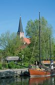 Wustrow,Fischland-Darss,Germany