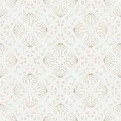Vector seamless sea pattern with shells.