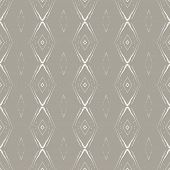 1930s vector geometric seamless pattern
