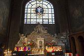 Eglise Saint Sulpice, Paris, France