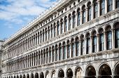 Angled View Of Doges Palace