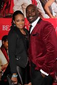 LOS ANGELES - NOV 5:  Morris Chestnut at the