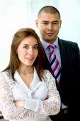 Business Couple Portrait