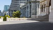Parliamentary Library Building Wellington Nz