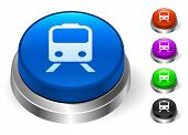 Subway Icons on Round Button Collection