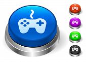 Controller Icons on Round Button Collection