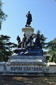Monument To Heroic Defense Of Sevastopol