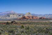 Red Rocks Near Kodachrome Basin