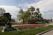 Bulgaria Sofia Cathedral Nevsky