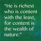 stock photo of socrates  - Inspirational quote by ancient Greek philosopher Socrates - JPG