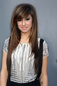LOS ANGELES - APR 15:  Christina Grimmie at the NBC's