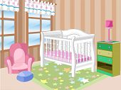 Sweet Baby Bedroom