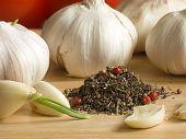 Garlic & Spices