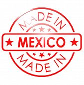 Made In Mexico Red Seal
