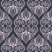 Seamless Ornate Pattern (Vector)