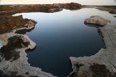 Dead Sea Mineral Salt Pools