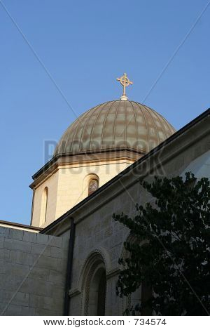 poster of A Church in The Old City, Jerusalem