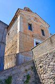 Church of Annunziata. Morano Calabro. Calabria. Italy.