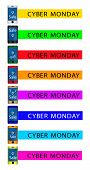 Cyber Monday Shopping Promotion with Smart Phone