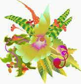 Stylized Bouquet