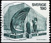 Vasteras Stamp