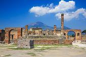 Pompeii, Naples Italy