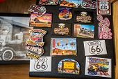 Route 66 New Mexico Tourist Souvenir Magnet Display