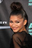 LOS ANGELES - OCT 6:  Zendaya Coleman at the